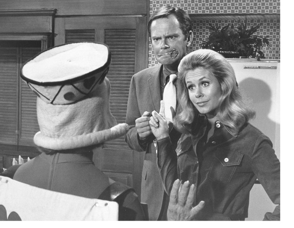 """Bewitched""Episode: ""Samantha"