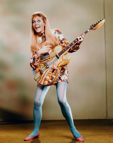 """Bewitched""Elizabeth Montgomerycirca 1967**I.V. - Image 5406_0101"
