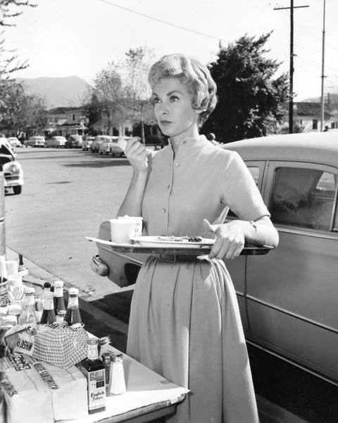 """Psycho""Janet Leigh 1960 ParamountPhoto by William Creamer**I.V. - Image 5408_0044"