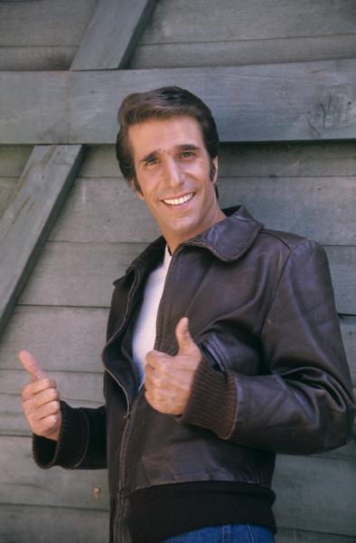 """Happy Days""Henry Winkler1976© 1978 David Sutton - Image 5417_0140"