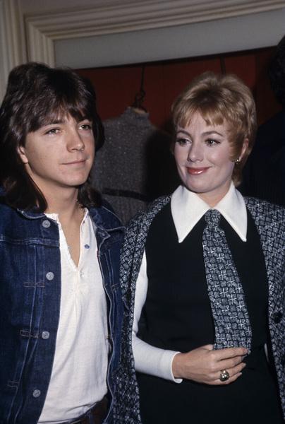 """The Partridge Family""David Cassidy, Shirley Jones1971© 1978 Gunther - Image 5418_0014"