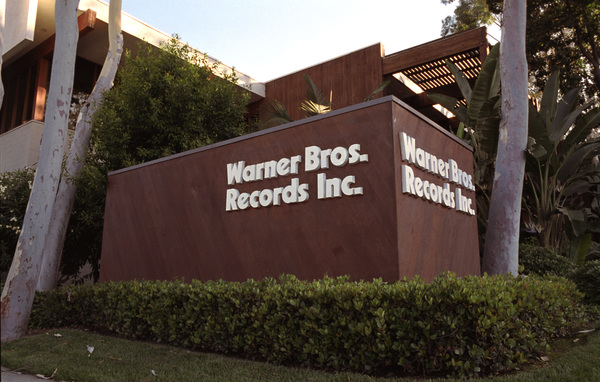 """Logos / Studios"" Warner Brothers Records Inc. / Burbank, California / 2005Photo by Andrew Howick - Image 5462_0010"