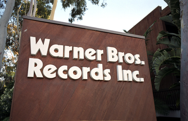 """Logos / Studios"" Warner Brothers Records Inc. / Burbank, California / 2005Photo by Andrew Howick - Image 5462_0012"