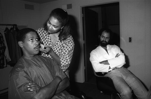 Denzel Washington circa mid 1980s© 1985 Bobby Holland - Image 5466_0014
