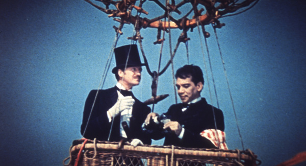 """""""Around the World in Eighty (80) Days""""David Niven, Cantinfals1956 United Artists**I.V. - Image 5495_0012"""