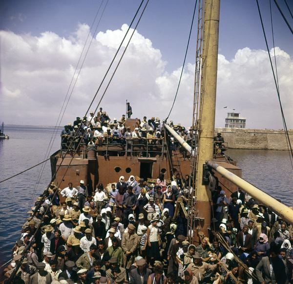 """""""Exodus""""1960 United Artists © 1978 Leo Fuchs - Image 5505_0042"""