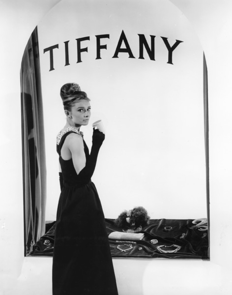 """""""Breakfast at Tiffany"""