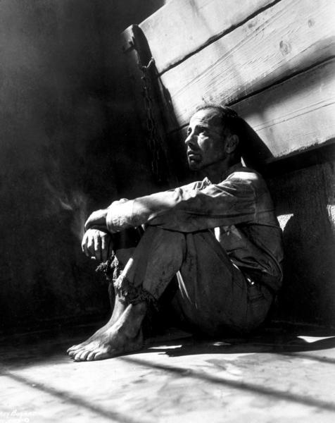 """The Treasure of the Sierra Madre""Humphrey Bogart1948 Warner Bros.Photo by Jack WoodsMPTV - Image 5610_0002"