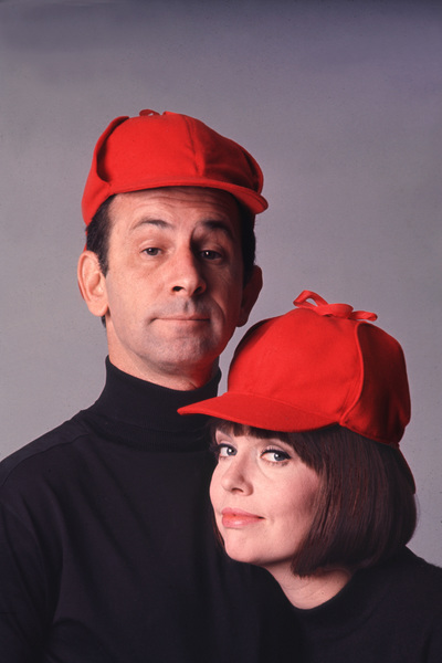 """Get Smart""Don Adams, Barbara Feldon1965 © 1978 Ken Whitmore - Image 5651_0008"