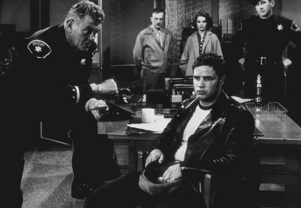 """Wild One, The""Marlon Brando1954 ColumbiaMPTV - Image 5689_0003"