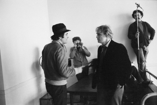 """Last Tango in Paris""Director Bernardo Bertolucci, Marlon Brando1972 United Artists** I.V.C. - Image 5694_0020"