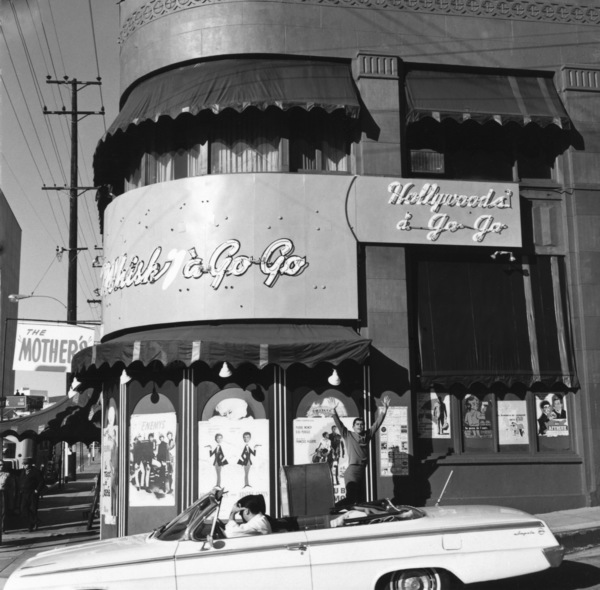 The Whisky A Go Go 1965** M.W. - Image 5703_0006