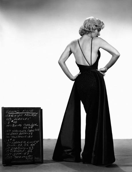 """Gentlemen Prefer Blondes""Marilyn Monroe1953 Twentieth Century Fox** I.V. - Image 5709_0047"