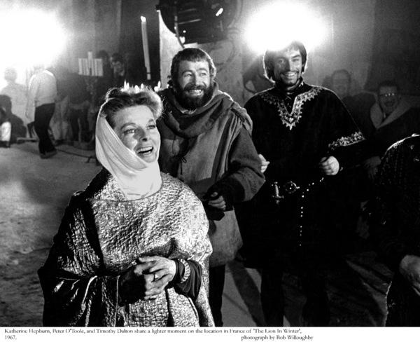 """The Lion in Winter""Katharine Hepburn, Peter O"