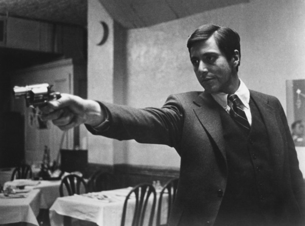 """""""The Godfather""""Al Pacino1972 Paramount Pictures - Image 5746_0033"""