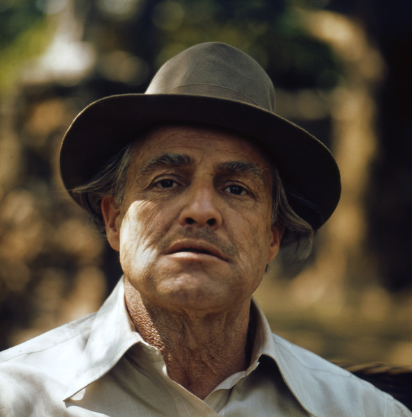 """The Godfather""Marlon Brando Paramount, 1972** I.V. - Image 5746_0100"