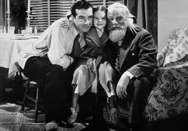 """Miracle on 34th Street""John Payne, Natalie Wood, Edmund Gwenn1947 20th Century Fox - Image 5747_0003"