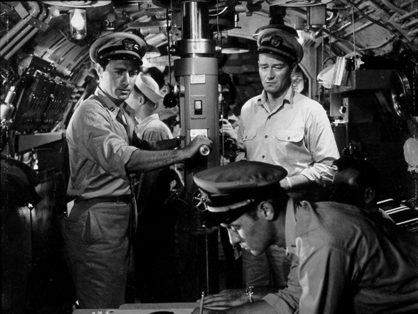"""Operation Pacific,""John WayneWarner Bros. 1950. - Image 5760_0018"