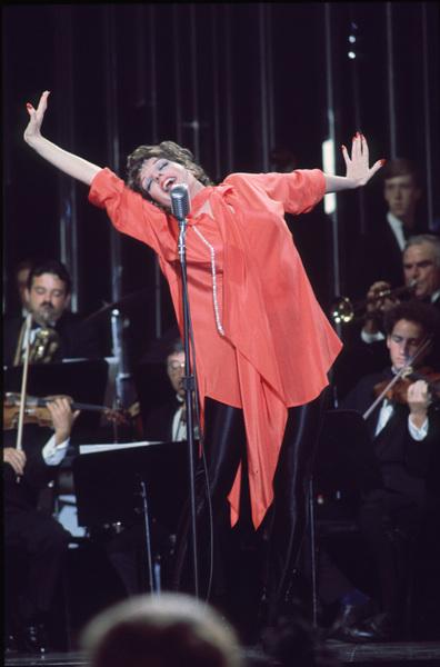 """New York, New York""Liza Minnelli.  1977. © 1977 UA/Chartoff-Winkler Photo by Bruce McBroom - Image 5810_0036"