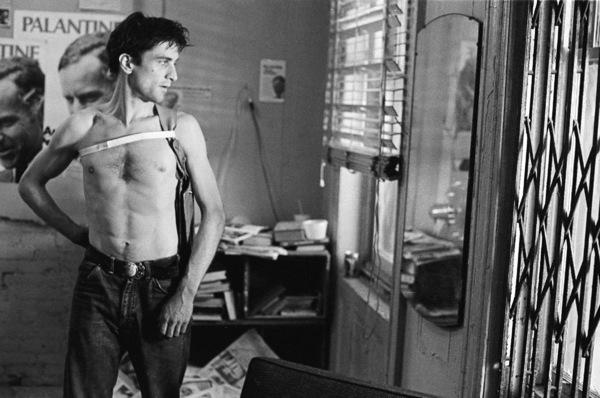 """Taxi Driver""Robert De Niro © 1976 ColumbiaPhoto by Josh Weiner / **I.V. - Image 5831_0015"