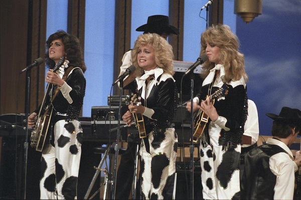 """Barbara Mandrell and the Mandrell Sisters""Louise Mandrell, Barbara Mandrell, Irlene Mandrellcirca 1981 © 1981 Bud Gray - Image 5880_0006"