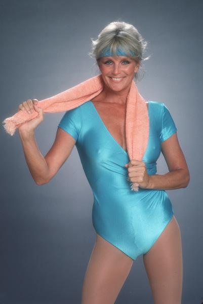 Linda Evans 1984 © 1984 Mario Casilli - Image 5922_0090