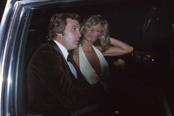 Farrah Fawcett and Lee Majorscirca 1970s© 1978 Gary Lewis - Image 5928_0245
