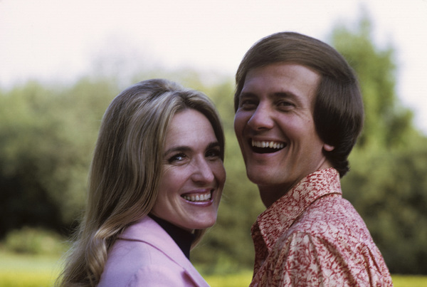Pat Boone and his wife, Shirley1973© 1978 David Sutton - Image 5945_0044