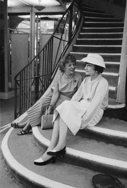 Coco Chanel1957 © 2000 Mark Shaw - Image 5970_0036