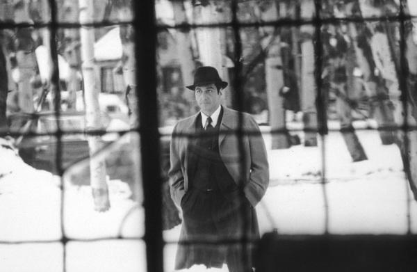 """Godfather II""Al Pacino © 1974 ParamountPhoto by Bruce McBroom - Image 5993_0036"