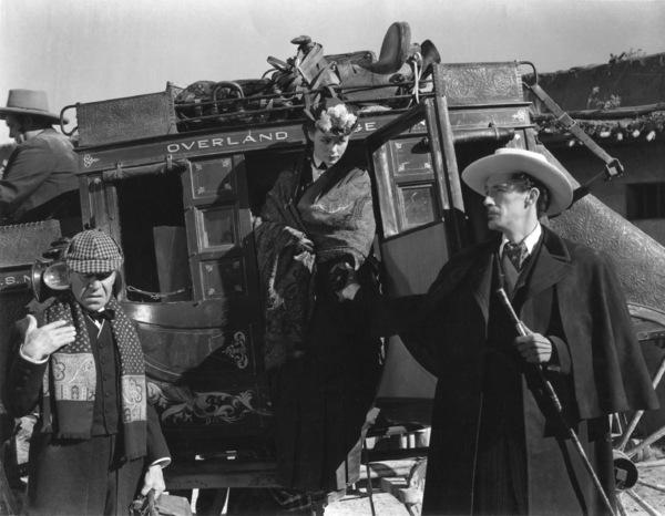 """Stagecoach""Andy Devine, Donald Meek, Louise Platt, John Carradine1939© 1978 Ned Scott Archive - Image 6015_0246"