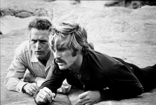 """Butch Cassidy and The Sundance Kid,""Paul Newman & Robert Redford. © 1969 20th Century Fox - Image 6016_0003"
