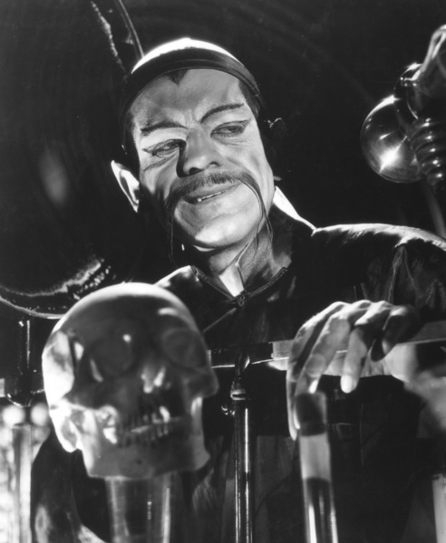"""Mask Of Fu Manchu, The""Boris Karloff1932 MGM / **I.V. - Image 6161_0010"