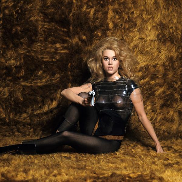 """Barbarella""Jane Fonda1968 Paramount Pictures** I.V. - Image 6232_0184"