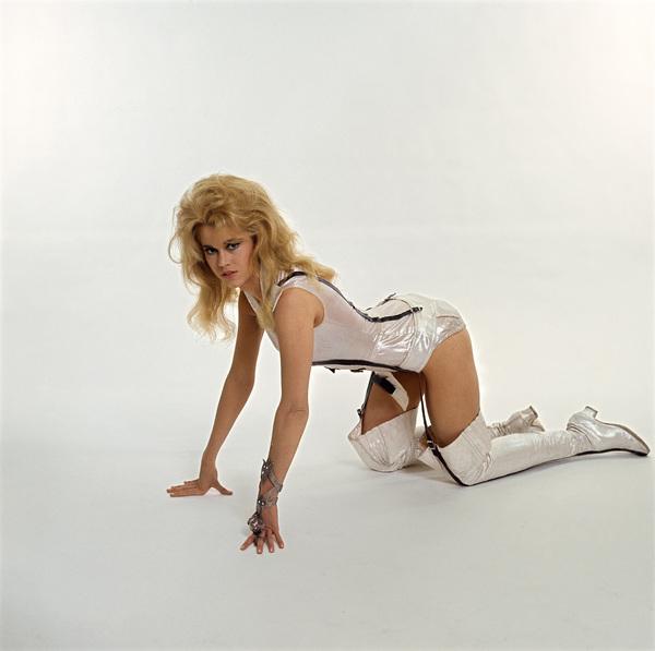 """Barbarella""Jane Fonda1968 Paramount Pictures** I.V. - Image 6232_0185"