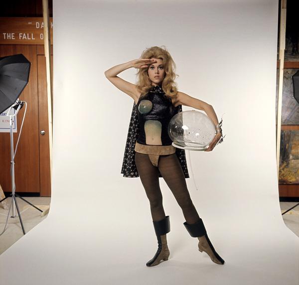 """Barbarella""Jane Fonda1968 Paramount Pictures** I.V. - Image 6232_0186"