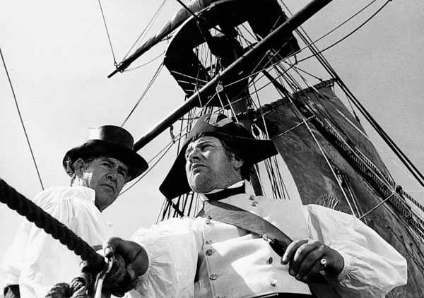 """""""Billy Budd""""Peter Ustinov1962 Allied Artists Pictures Corporation © 1978 Sanford Roth / AMPAS - Image 6255_0009"""