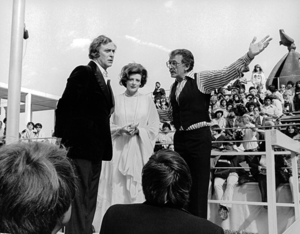 """""""California Suite""""Michael Caine, Maggie Smith, Dir. Herb Ross / 1979 Columbia © 1979 Mel Traxel - Image 6274_0009"""