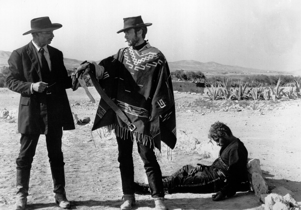 """For a Few Dollars More""Lee Van Cleef, Clint Eastwood, Gian Maria Volonte1965 United Artists - Image 6422_0006"