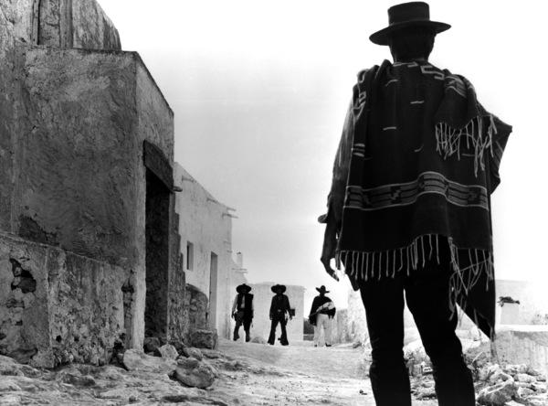 """For a Few Dollars More""Clint Eastwood1965 United Artists** I.V. - Image 6422_0020"