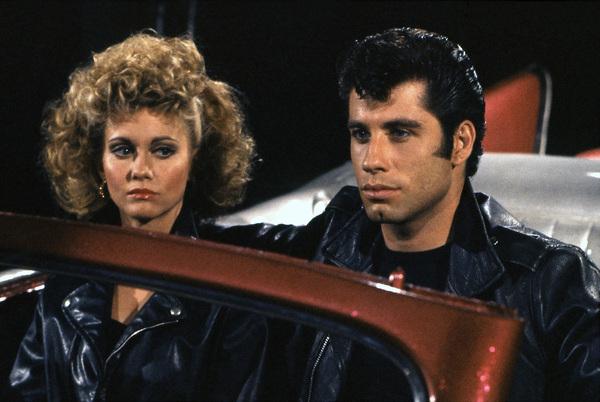 """Grease""Olivia Newton-John, John Travolta © 1978 Paramount Pictures** I.V. - Image 6457_0058"