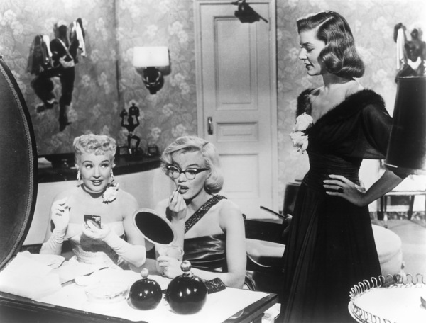 """How To Marry A Millionaire""Betty Grable,  Marilyn Monroe, Lauren Bacall1953 / 20th Century Fox**R.C. - Image 6497_0003"