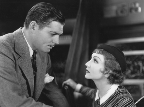 """It Happened One Night""Clark Gable & Claudette Colbert1934 Columbia **I.V. - Image 6663_0007"