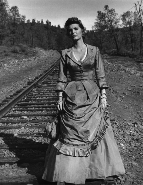 """Man of the West""Julie London1958Photo by Floyd McCarty - Image 6826_0028"