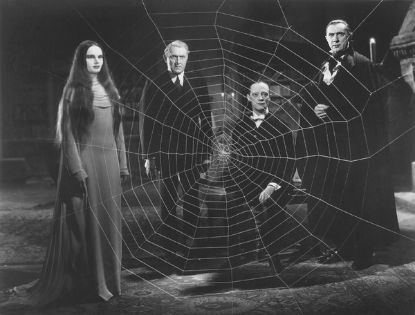 """""""Mark of the Vampire""""Bela Lugosi, Carol Borland1935 MGM**I.V. - Image 6827_0002"""