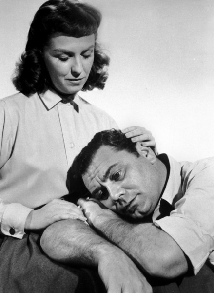 """Marty""Ernest Borgnine, Betsy Blair1955 United Artists - Image 6831_0008"