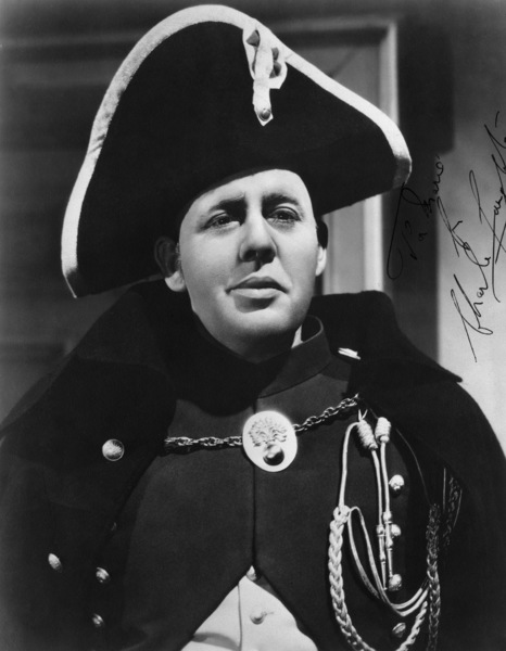"""""""Mutiny on the Bounty""""Charles Laughton1935 MGM** Sheryl Deauville Collection - Image 6852_0116"""