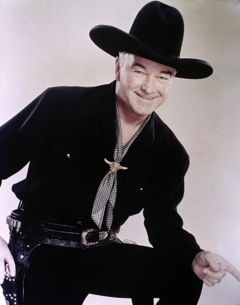 William Boyd as Hopalong Cassidycirca 1951© 1978 Glenn Embree - Image 7034_0012