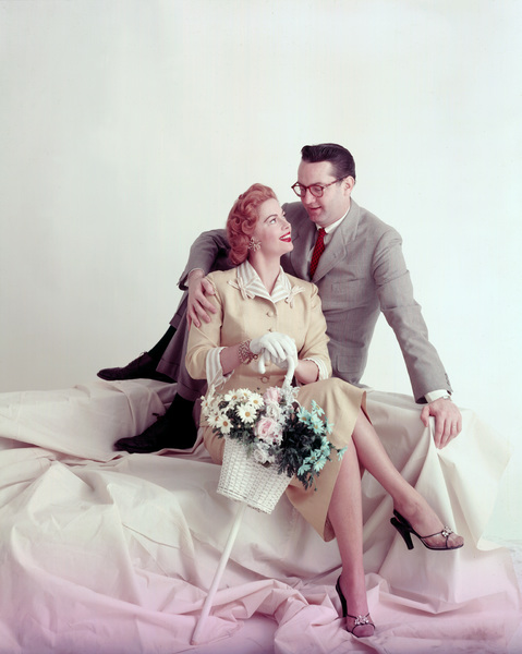 Steve Allen and Jayne Meadowscirca 1955 © 2000 Mark Shaw - Image 7325_0062