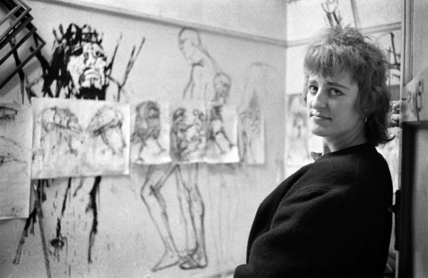Elisabeth Frink1956© 1978 Bob Willoughby - Image 7512_0022